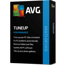 AVG Tune Up Unlimited, 2 Year
