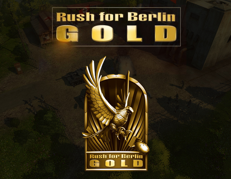 Rush for Berlin: Gold Edition