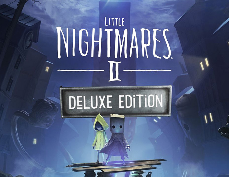 Little Nightmares II Deluxe Edition