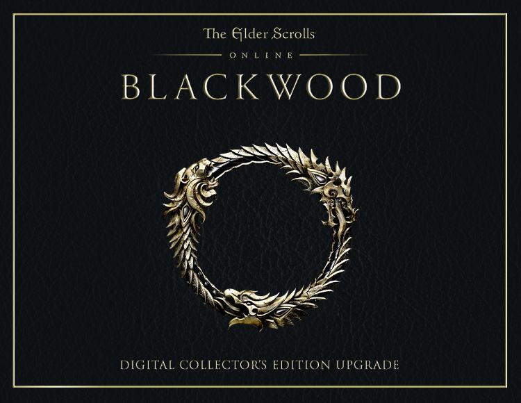 The Elder Scrolls Online: Blackwood - Digital Collector's Edition Upgrade (Bethesda Launcher)