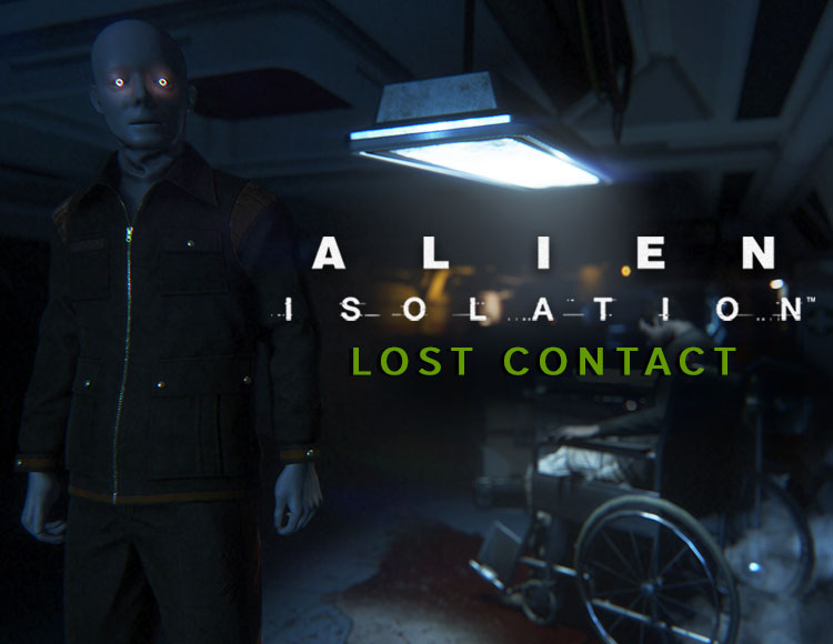 Alien : Isolation - Lost Contact DLC