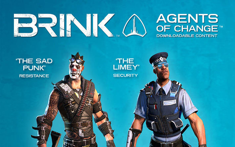 BRINK® : Agents of Change