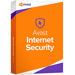 avast! Internet Security - 3 users, 1 year