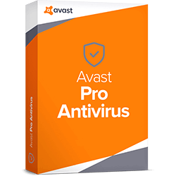avast! Pro Antivirus  - 1 user, 2 years