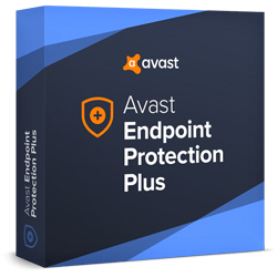 avast! Endpoint Protection Plus, 3 years (1-4 users)