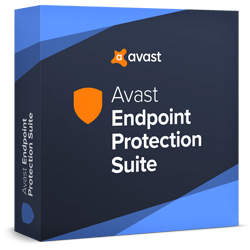 avast! Endpoint Protection Suite, 1 year (5-9 users)