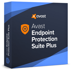 avast! Endpoint Protection Suite Plus, 2 years (10-19 users)