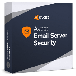 avast! Email Server Security, 1 year (10-19 users)