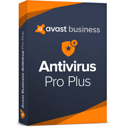 AVAST Business Pro Plus (5-19 лицензий), 3 года