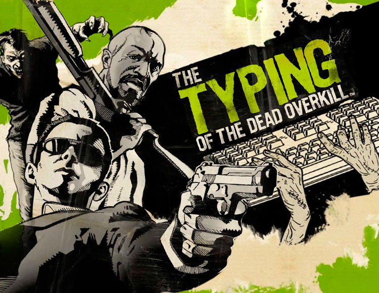 The Typing of the Dead : Overkill Collection