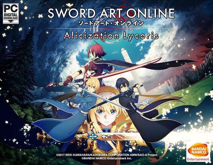 SWORD ART ONLINE Alicization Lycori  - Month 1 Edition