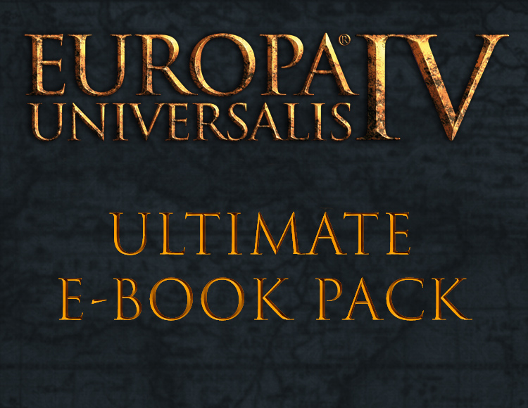 Europa Universalis IV: Ultimate E-book Pack