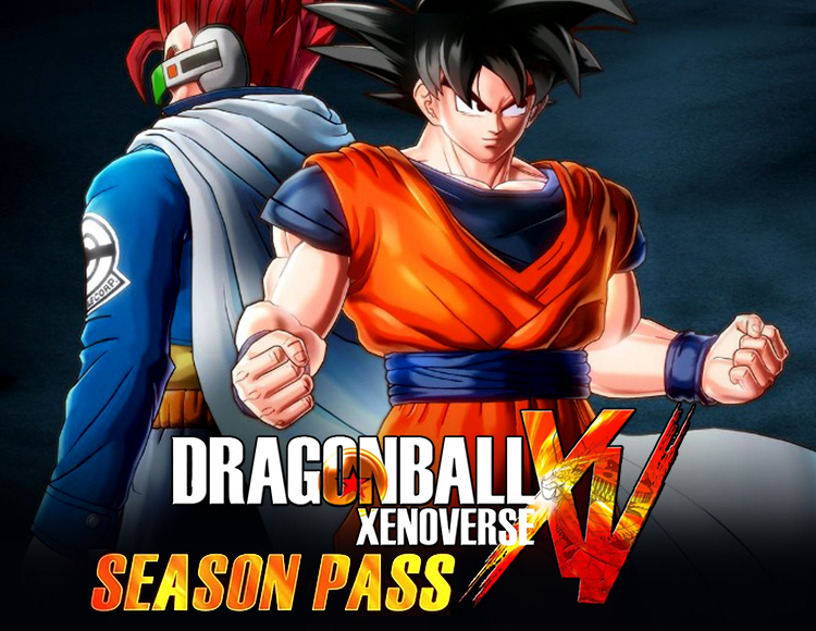 DRAGON BALL XENOVERSE Season pass