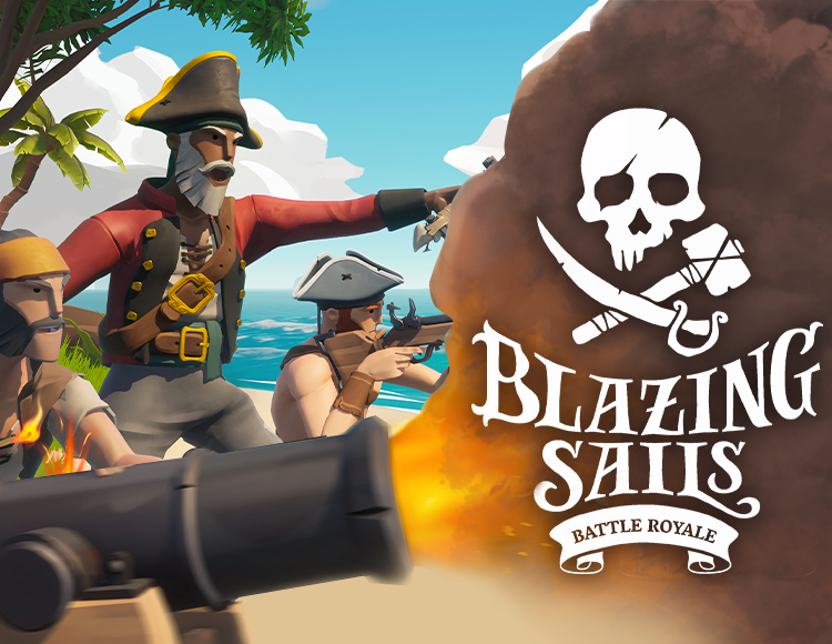 Blazing Sails: Pirate Battle Royale - Early Access