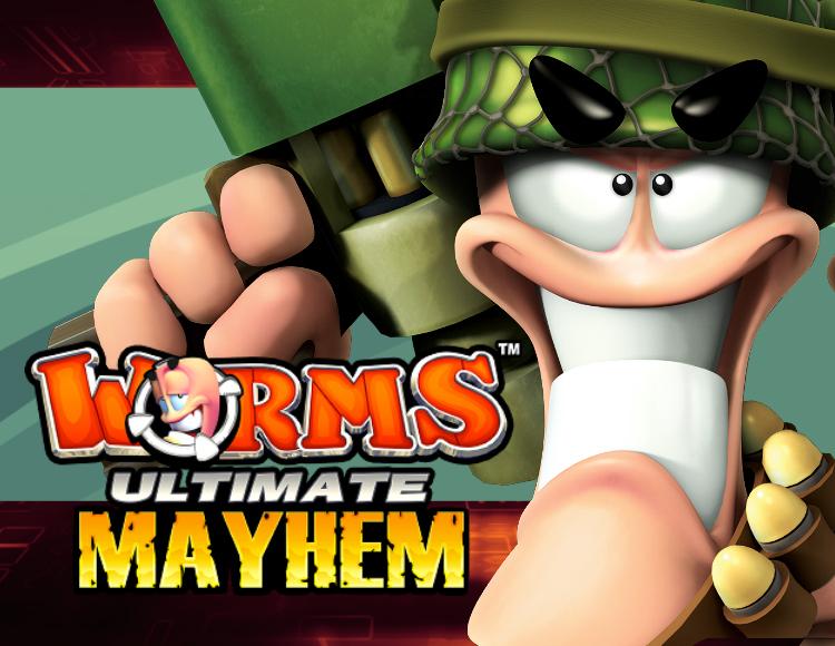 Worms Ultimate Mayhem - Customization Pack