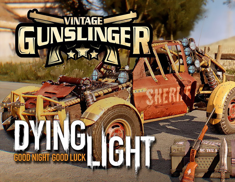 Dying Light - Vintage Gunslinger