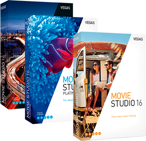 VEGAS Movie Studio 16 - ESD