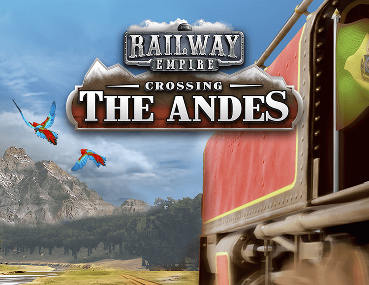 Railway Empire: Crossing the Andes