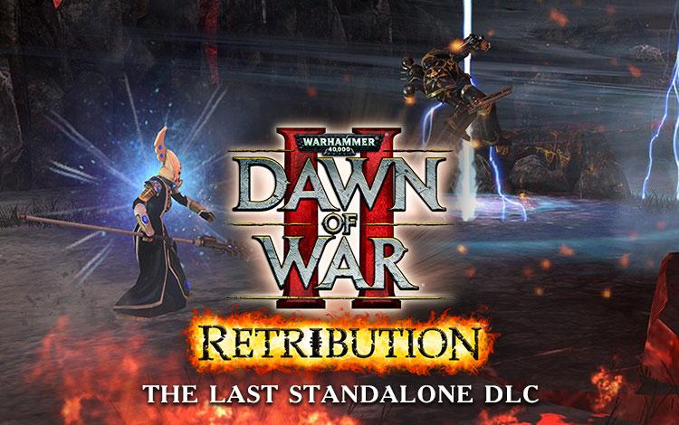Warhammer 40,000 : Dawn of War II - Retribution - The Last Standalone DLC
