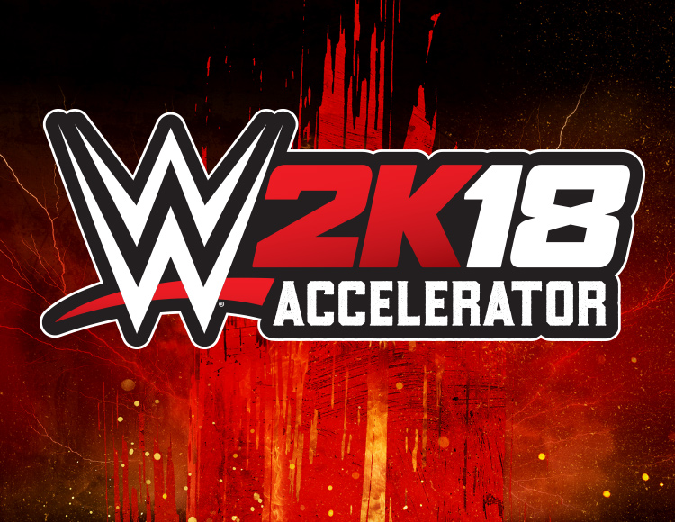WWE 2K18 - Accelerator Pack
