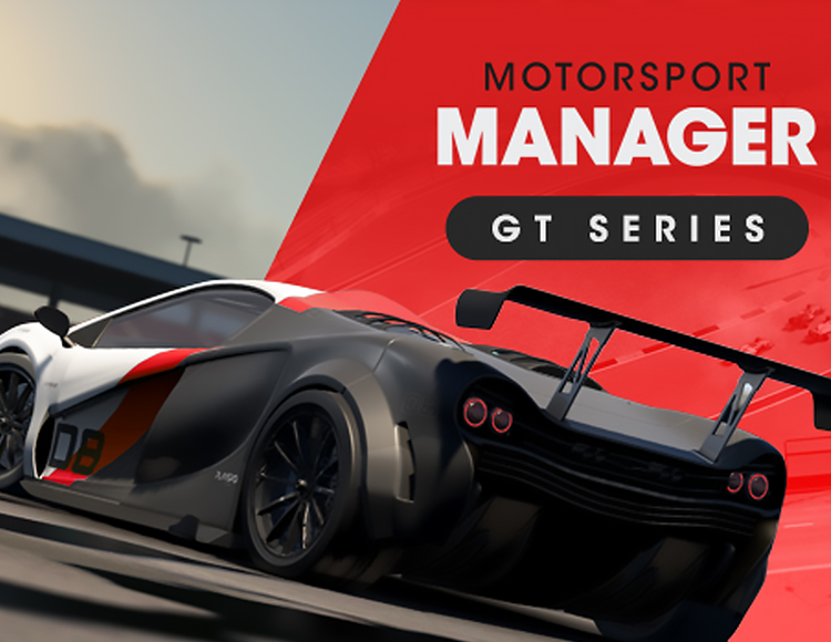 Motorsport Manager GT Series DLC