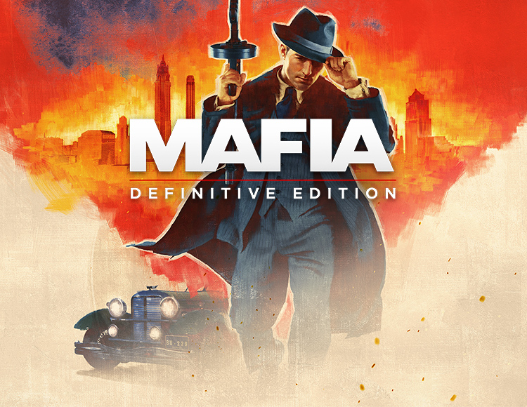 Mafia Definitive Edition (Steam)
