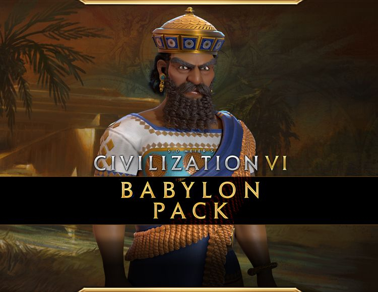 Sid Meier's Civilization VI - Babylon Pack (Steam)
