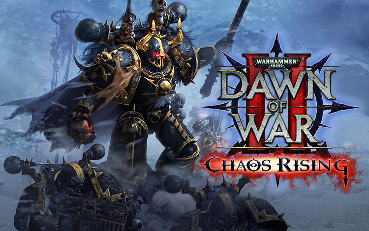 Warhammer 40,000 : Dawn of War II - Chaos Rising