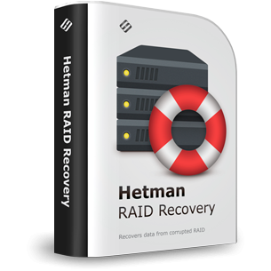 Hetman RAID Recovery