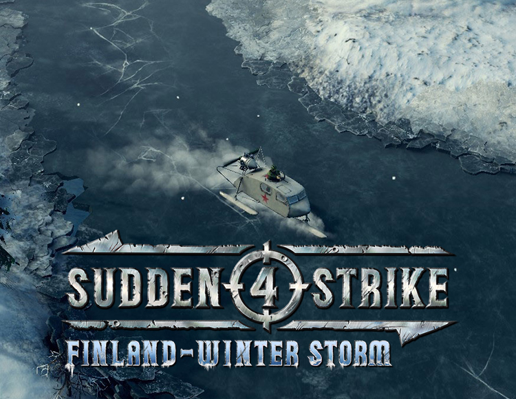 Sudden Strike 4 - Finland: Winter Storm