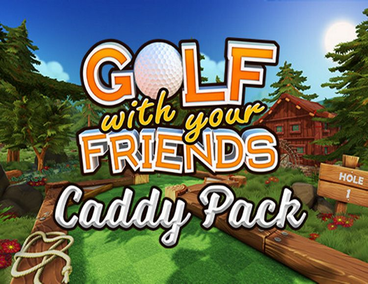 Golf With Your Friends Caddy Pack