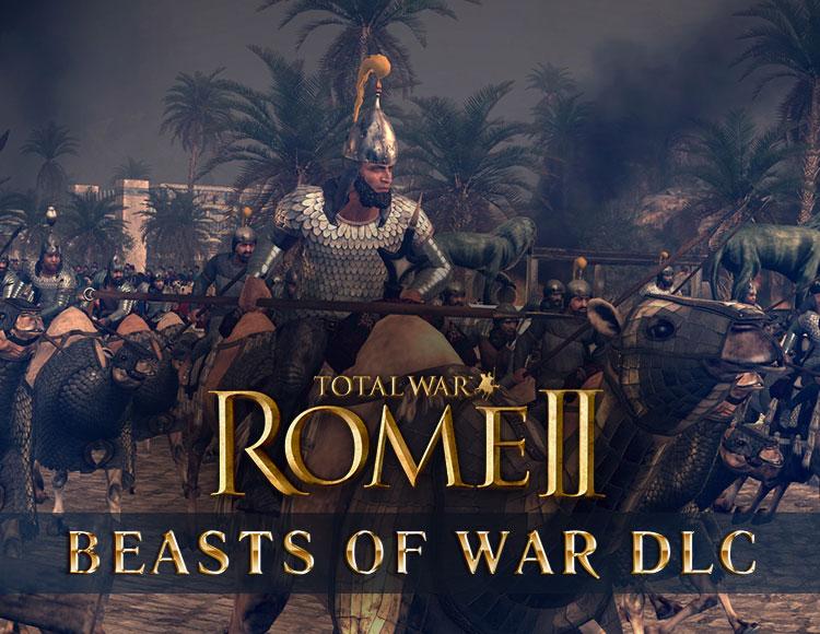 Total War : Rome II - Beasts of War DLC