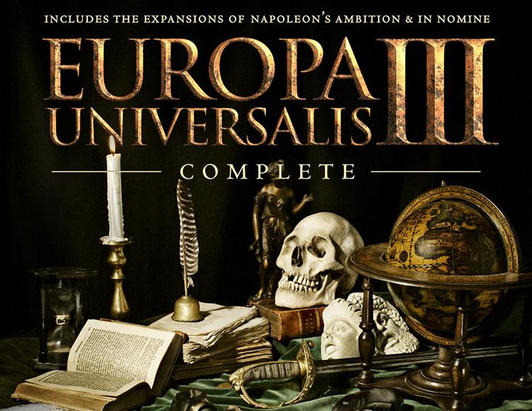 Europe Universalis III : Complete