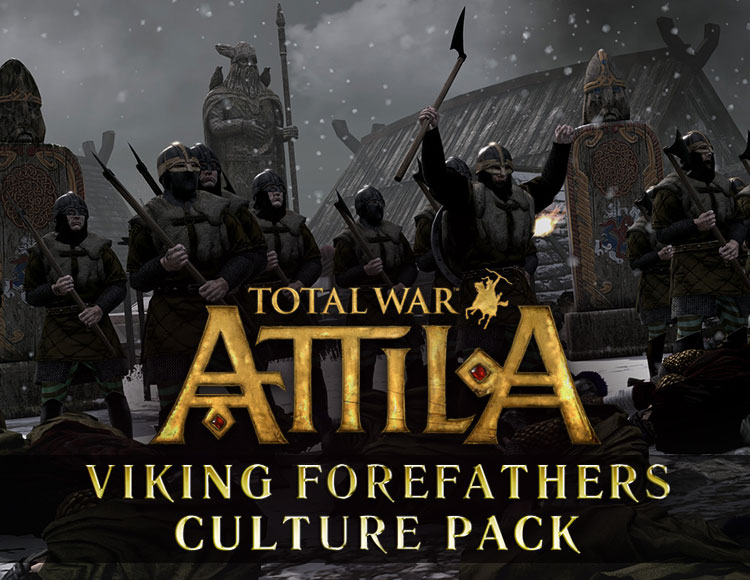 Total War : Attila - Viking Forefathers Culture Pack DLC