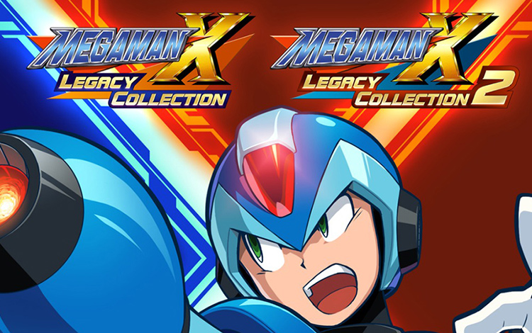 Mega Man™ X Legacy Collection 1+2 Bundle
