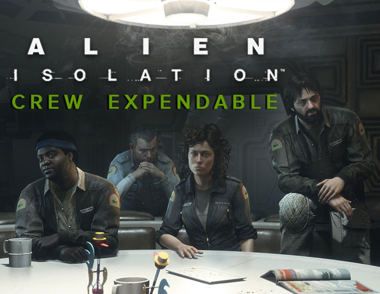 Alien : Isolation - Crew Expendable DLC