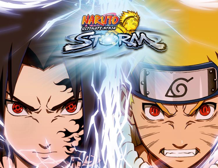 Naruto Shippuden Ultimate Ninja STORM HD