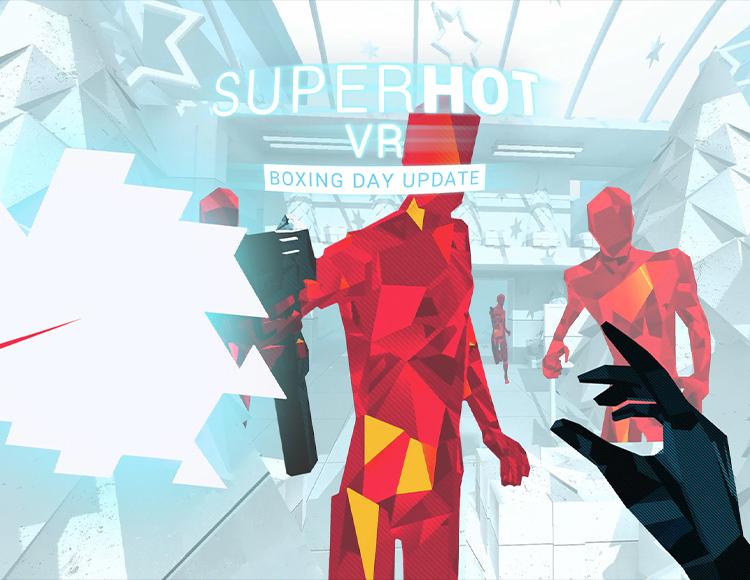 SUPERHOT VR (PC)