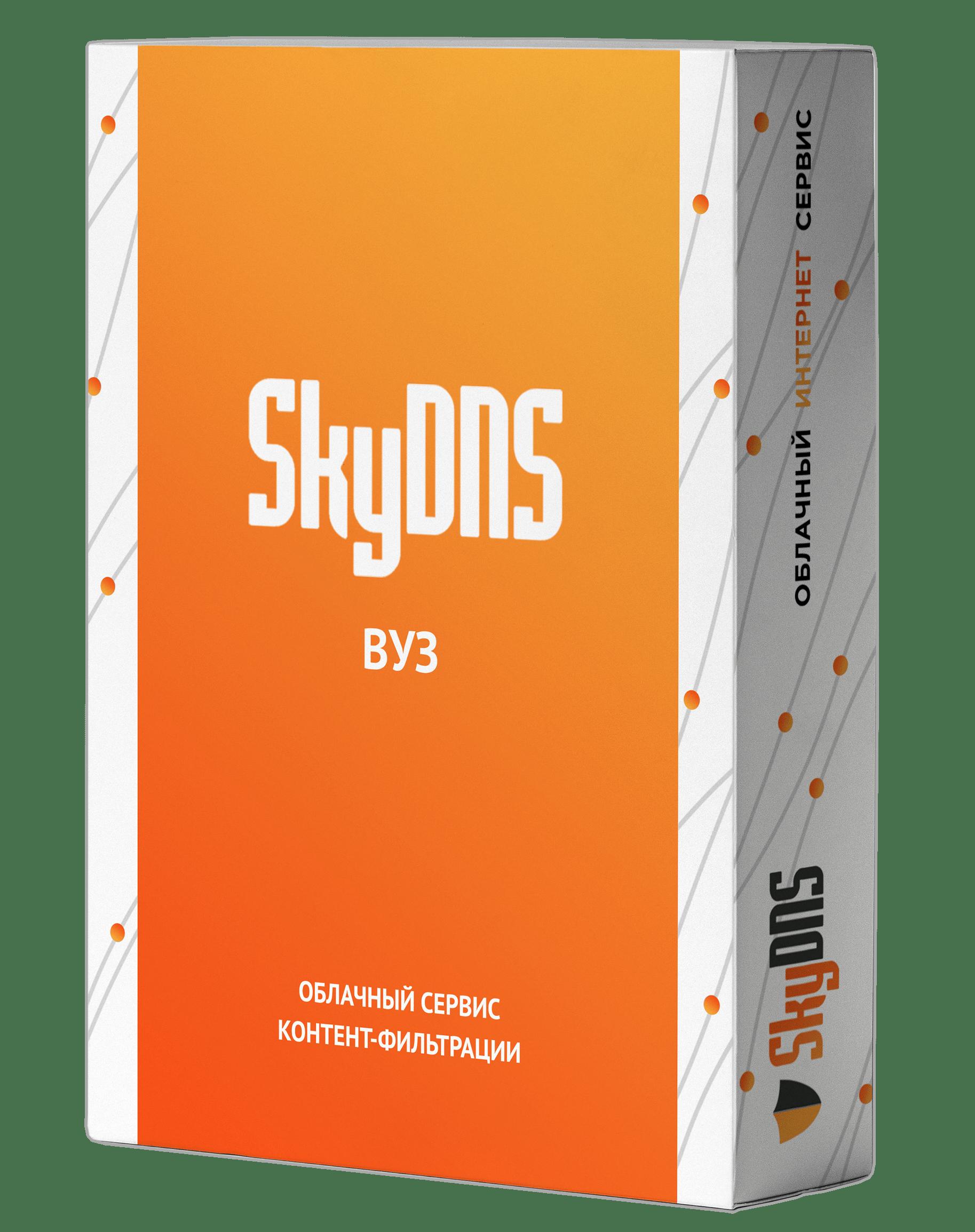 SkyDNS ВУЗ