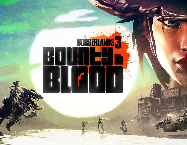 Borderlands 3: Bounty of Blood (Epic Games)
