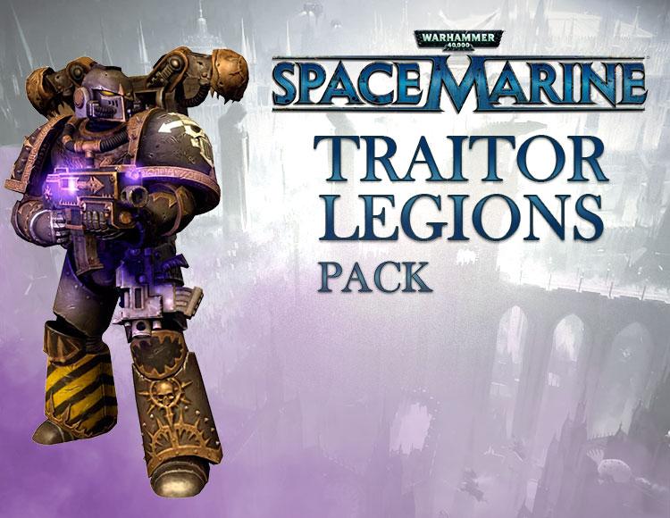 Warhammer 40,000 : Space Marine - Traitor Legions Pack DLC