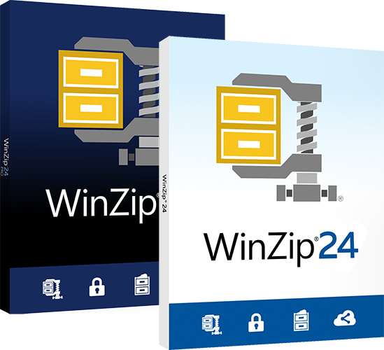 WinZip 24 Standard Single-User