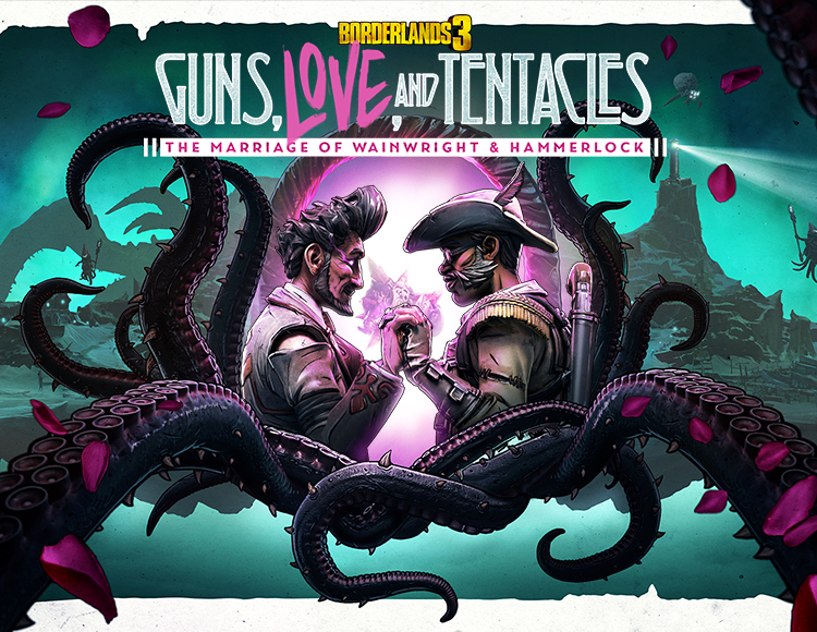 Borderlands 3: Guns, Love, and Tentacles (Epic Games)