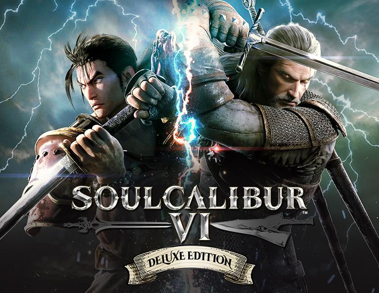 SoulCalibur VI Deluxe