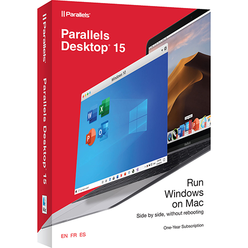 Parallels Desktop 15 для Mac