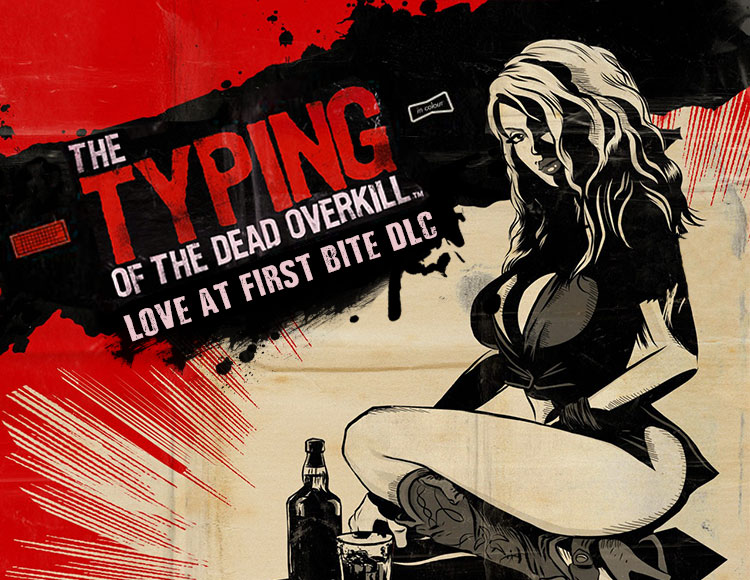 The Typing of the Dead : Overkill - Love at First Bite DLC