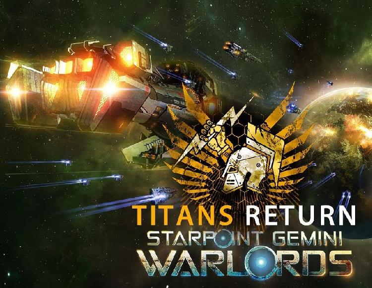 Starpoint Gemini Warlords - Titans Return