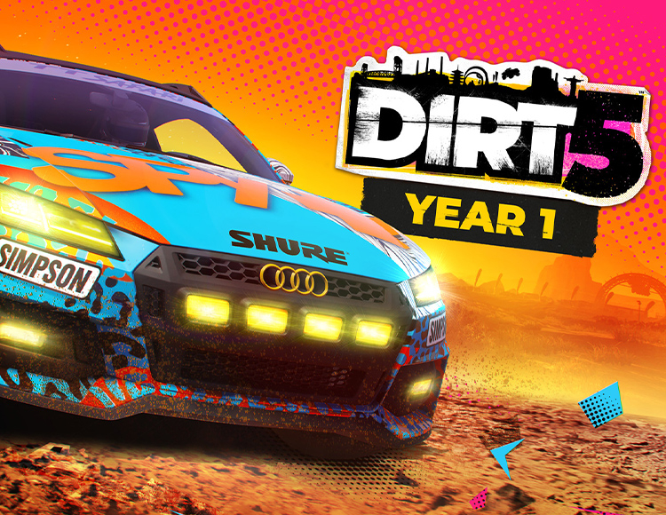 DIRT 5 – Year One Edition