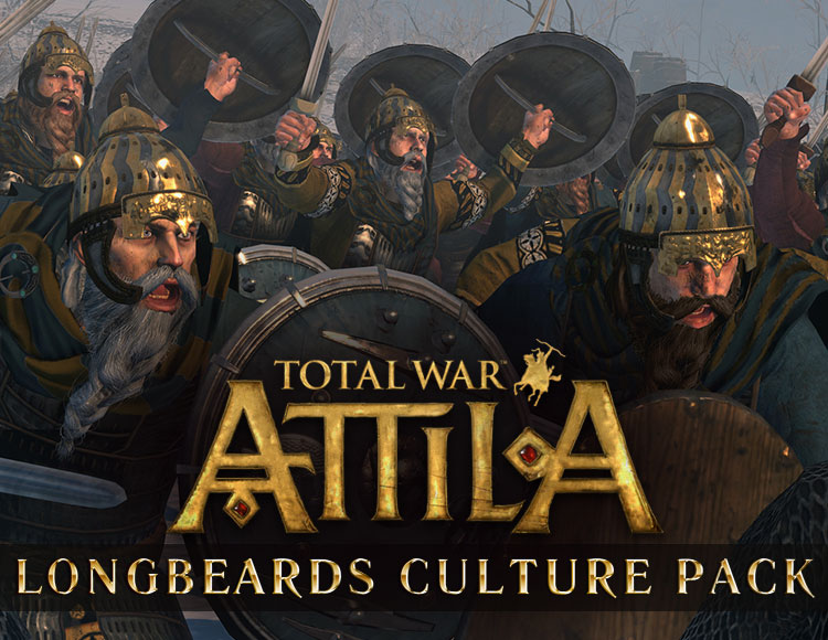 Total War : Attila - Longbeards Culture Pack DLC