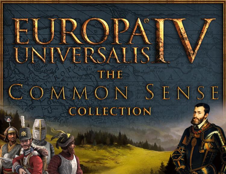 Europa Universalis IV: Common Sense Collection